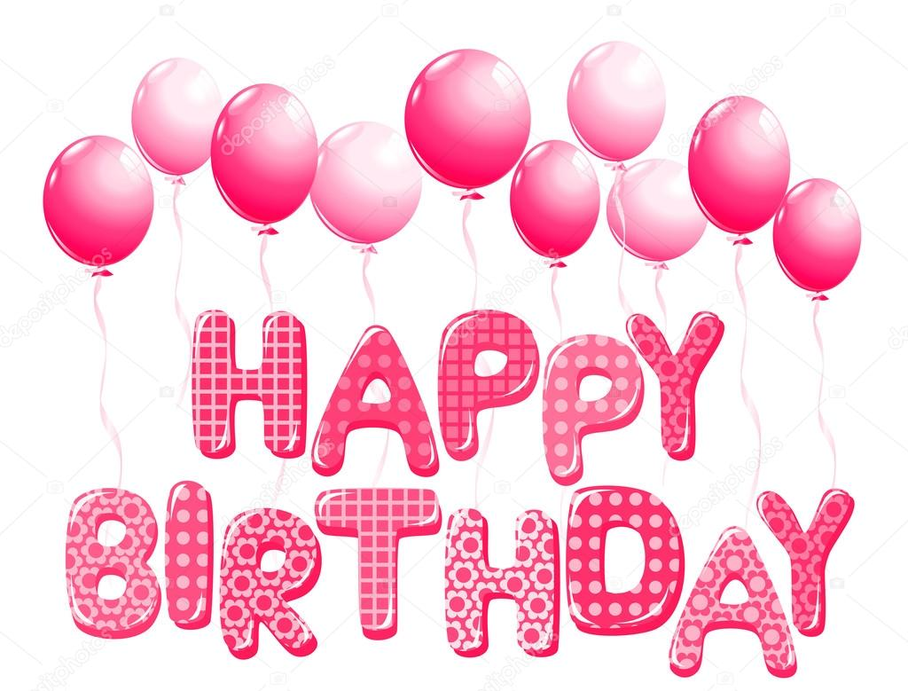 happy birthday pink images ; depositphotos_41579545-stock-illustration-happy-birthday-letters-in-pink
