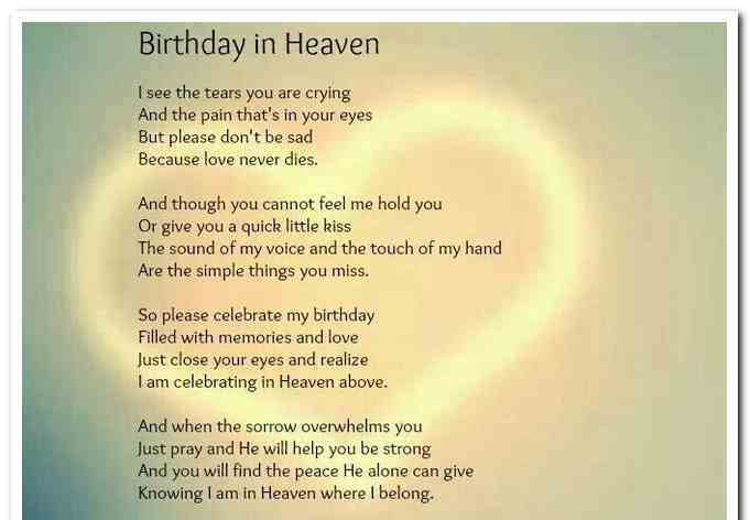 happy birthday poem for a friend in heaven ; happy-birthday-poems-for-friends-in-heaven