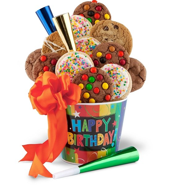 happy birthday present photo ; the-happy-birthday-present-happy-birthday-cookie-pail-foodgiftsdelivered-templates