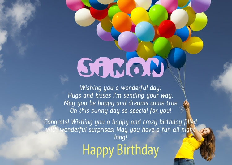 happy birthday simon ; 12420