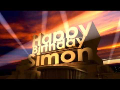 happy birthday simon ; hqdefault