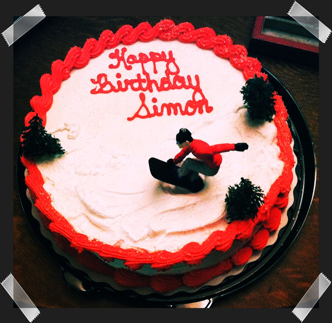 happy birthday simon ; simon_cake2