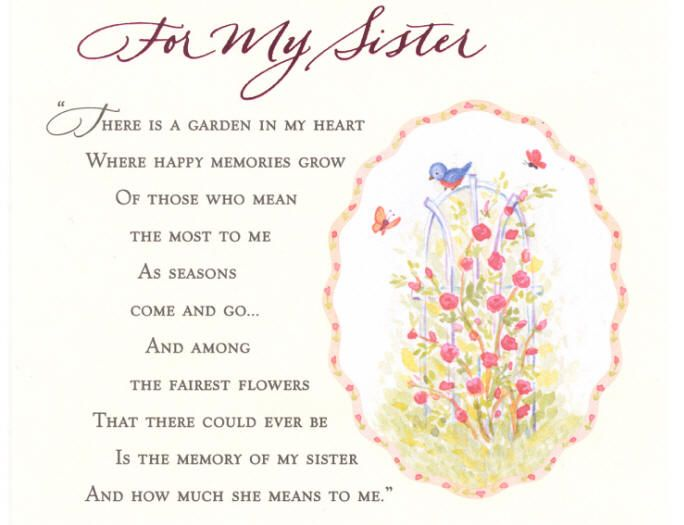 happy birthday sister poems ; 066150503003a73af499e64f23fadfc2