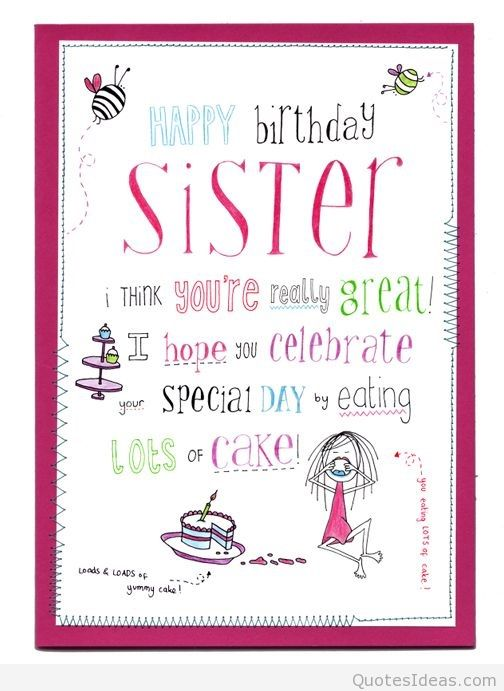happy birthday sister poems ; Happy-Birthday-Sister-Poems-Picture-Quotes-Sayings-006