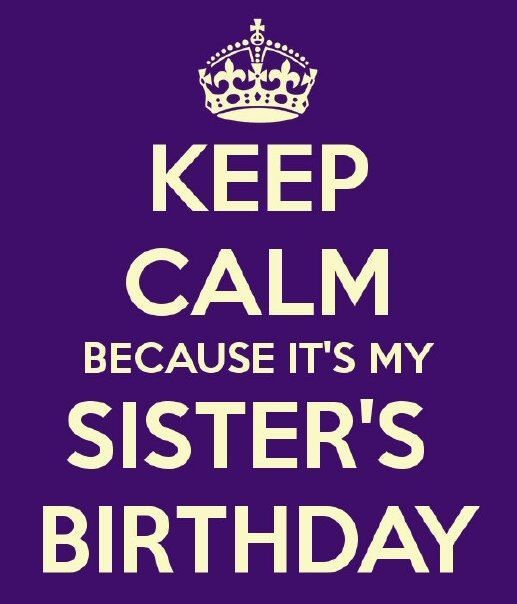 happy birthday sister signs ; fc7135124871a56ee2fc4471ecb2685d