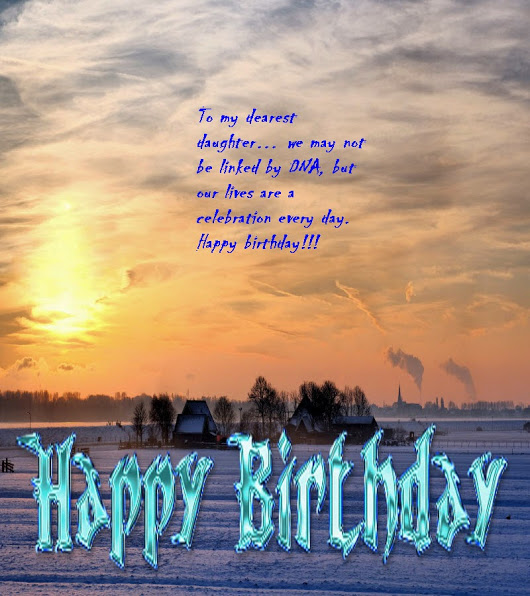 happy birthday step daughter quotes ; message%252Bstepdaughter