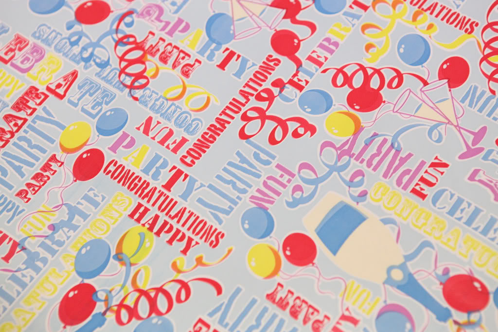 happy birthday tablecloth ; oilclothvinylwipecleanfabricpartybluepattern