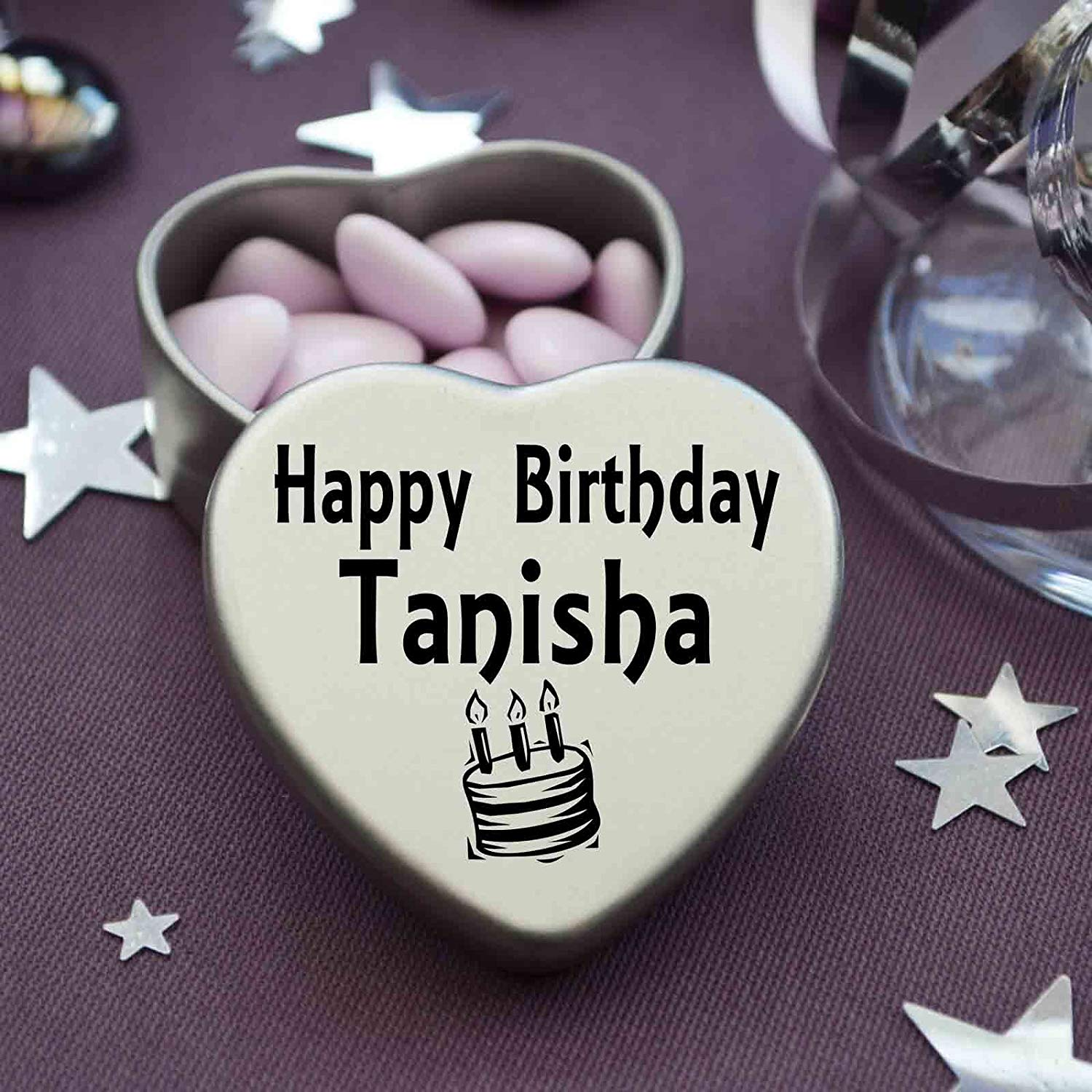happy birthday tanisha ; 71sPJzTQ66L
