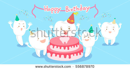 happy birthday teeth ; stock-vector-cute-cartoon-tooth-feel-happily-with-happy-birthday-556878970
