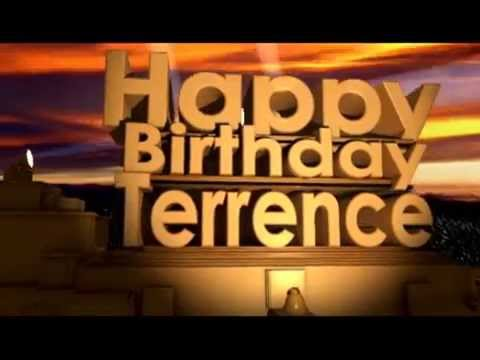 happy birthday terrence ; hqdefault