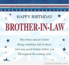 happy birthday to my brother in law poem ; a885d6328fe64f4a7628440878b66559