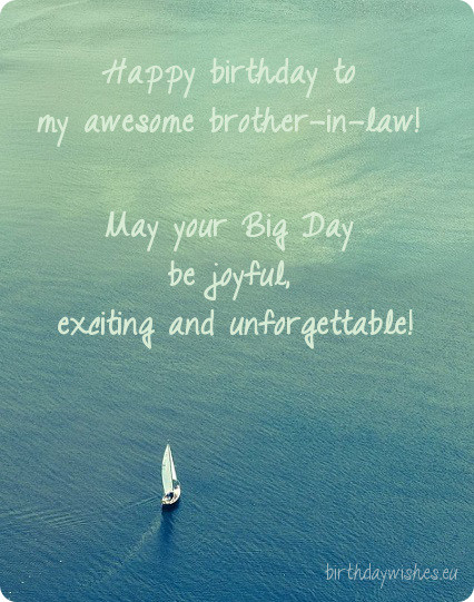 happy birthday to my brother in law poem ; birthday-wishes-for-brother-in-law