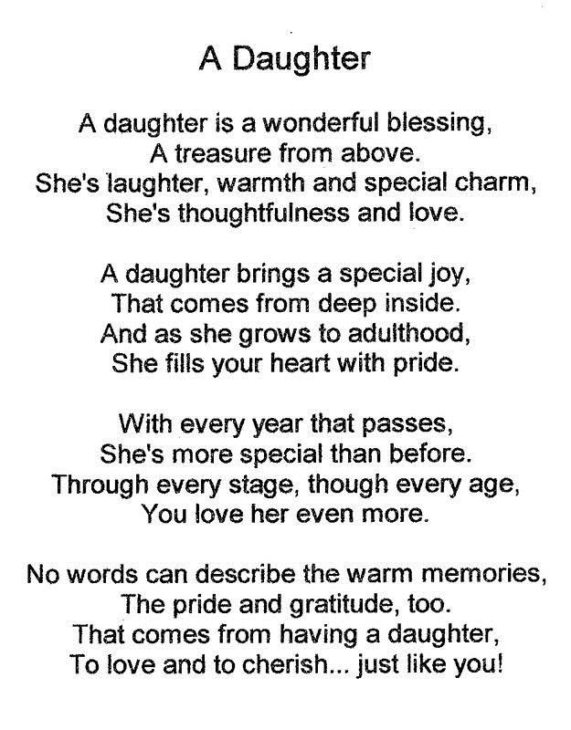 happy birthday to my little girl poem ; 247b3bc3f25965710e620a4316bf9168