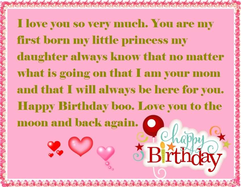 happy birthday to my little girl poem ; Nice-Quote-Wishes-For-Daughter-Birthday