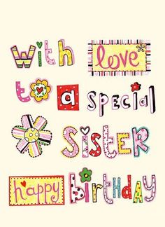 happy birthday to my sister from another mother message ; 958c558d50f4bc2f0bbc730a2e5334d0--happy-birthday-sister-happy-birthday-messages