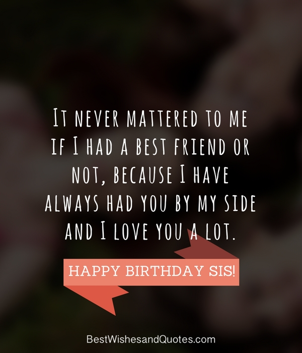 happy birthday to my sister from another mother message ; happy-birthday-sister-religious