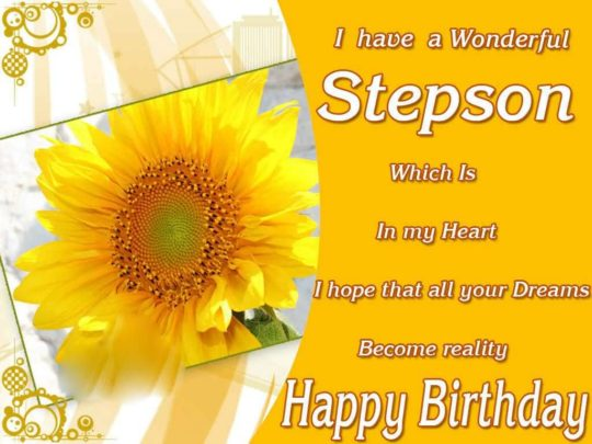 happy birthday to my stepson ; Birthday-Wishes-For-Step-Son-Image659