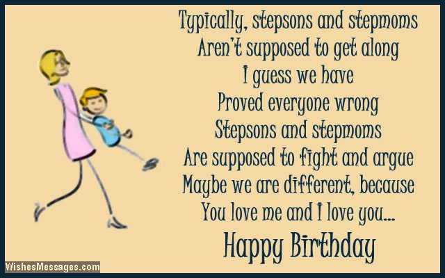 happy birthday to my stepson ; Cute-birthday-wishes-to-stepson-from-mom