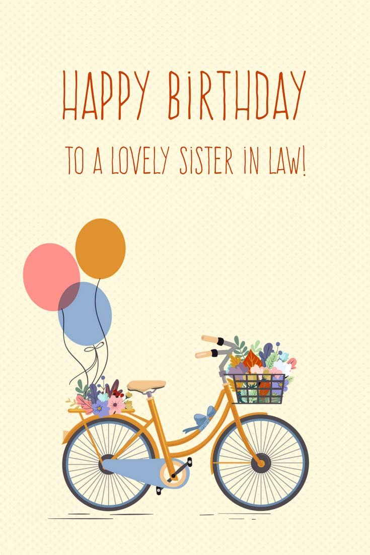 happy birthday to the best sister in law ; Birthday-quote-for-sister-in-law