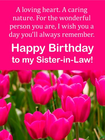 happy birthday to the best sister in law ; b_day_fsi_law10
