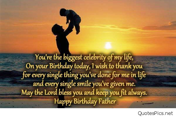 happy birthday to the father of my child ; father-to-daughter-birthday-wishes