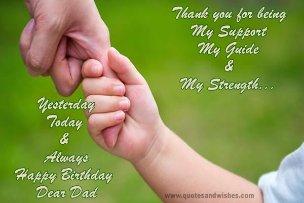 happy birthday to the father of my child ; yesterday-today-always-happy-birthday-dear-dad