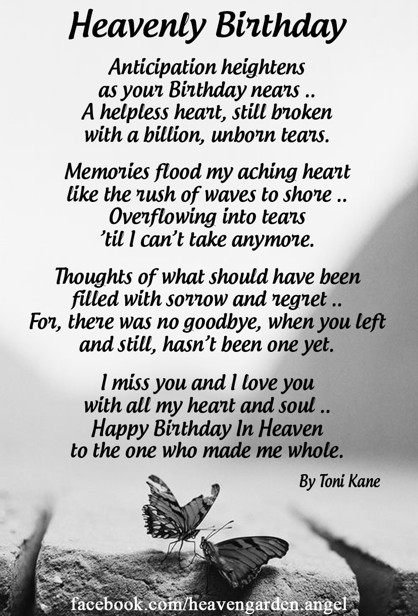 happy birthday to you in heaven ; Happy-Birthday-in-Heaven-7