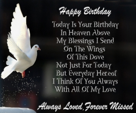 happy birthday to you in heaven ; birthday%252Bwishes%252Bin%252Bheaven%252Bfor%252Bdad