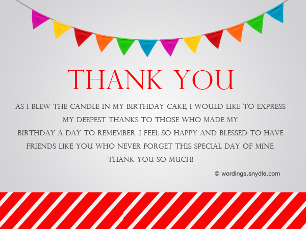 happy birthday to you message ; birthday-thank-you-messages