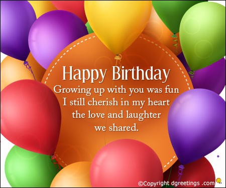 happy birthday to you message ; sister-birthday-love-and-laughter