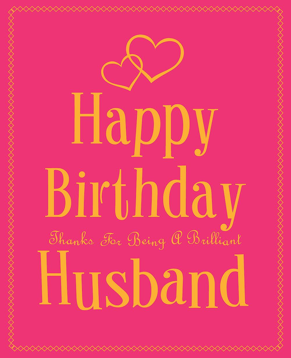 happy birthday to your husband ; ebcc9d54db8b39a905416890f11f81b2