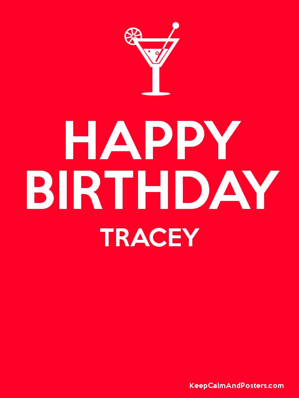 happy birthday tracey images ; 9022020