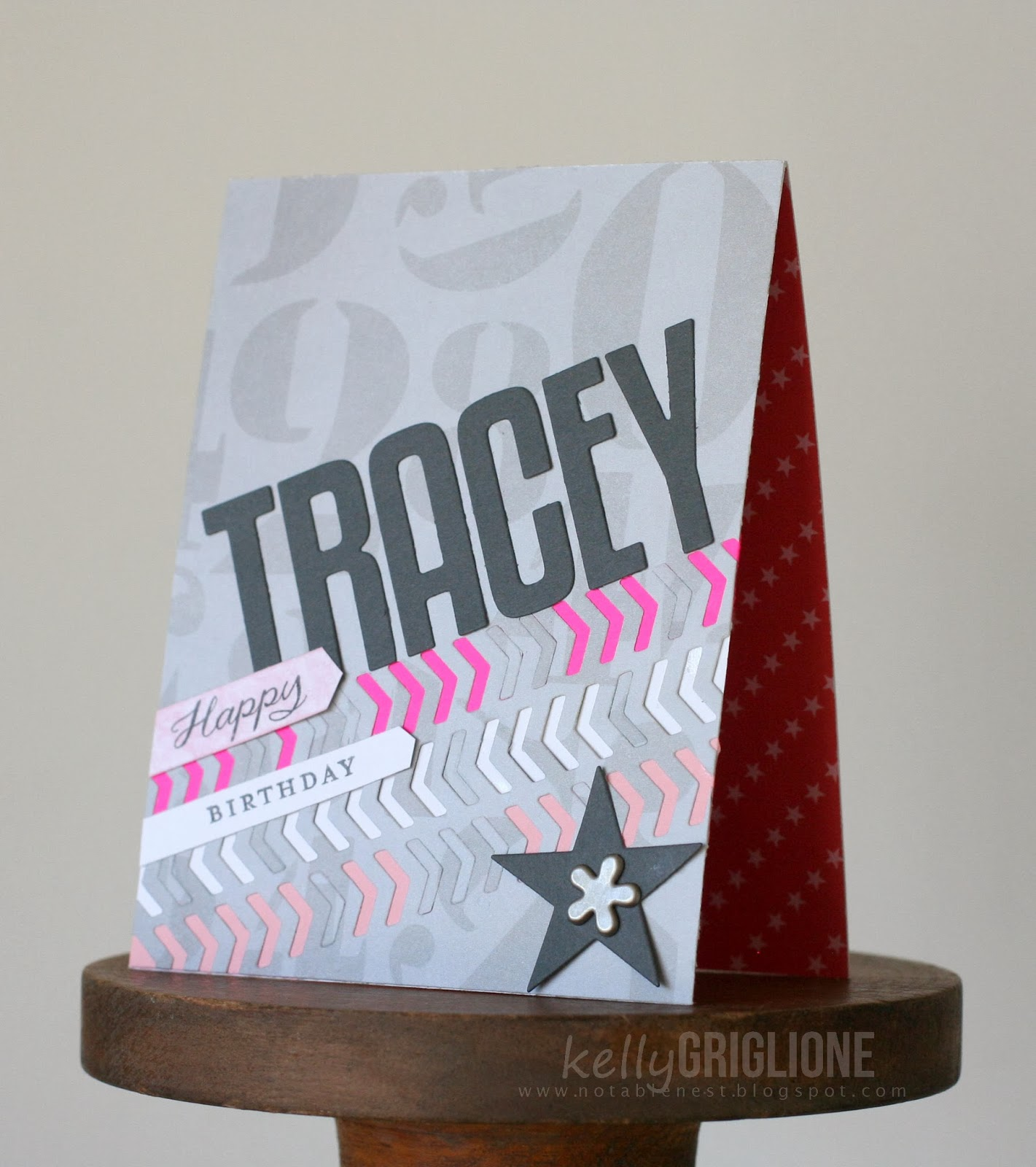 happy birthday tracey images ; Fun+Trendy+Happy+Birthday+Card