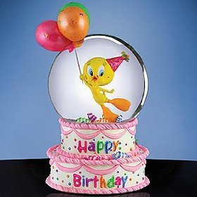 happy birthday tweety ; 41vtp6N4BJL