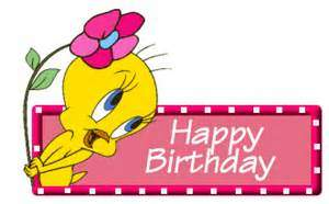 happy birthday tweety ; e964e4f0a87854bc74ee3cae9d57a98451c20739