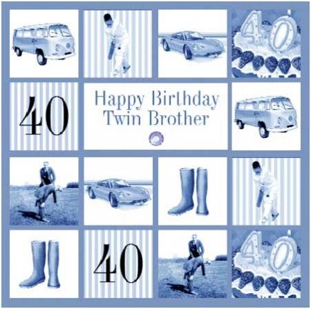 happy birthday twin brother card ; 8861_450