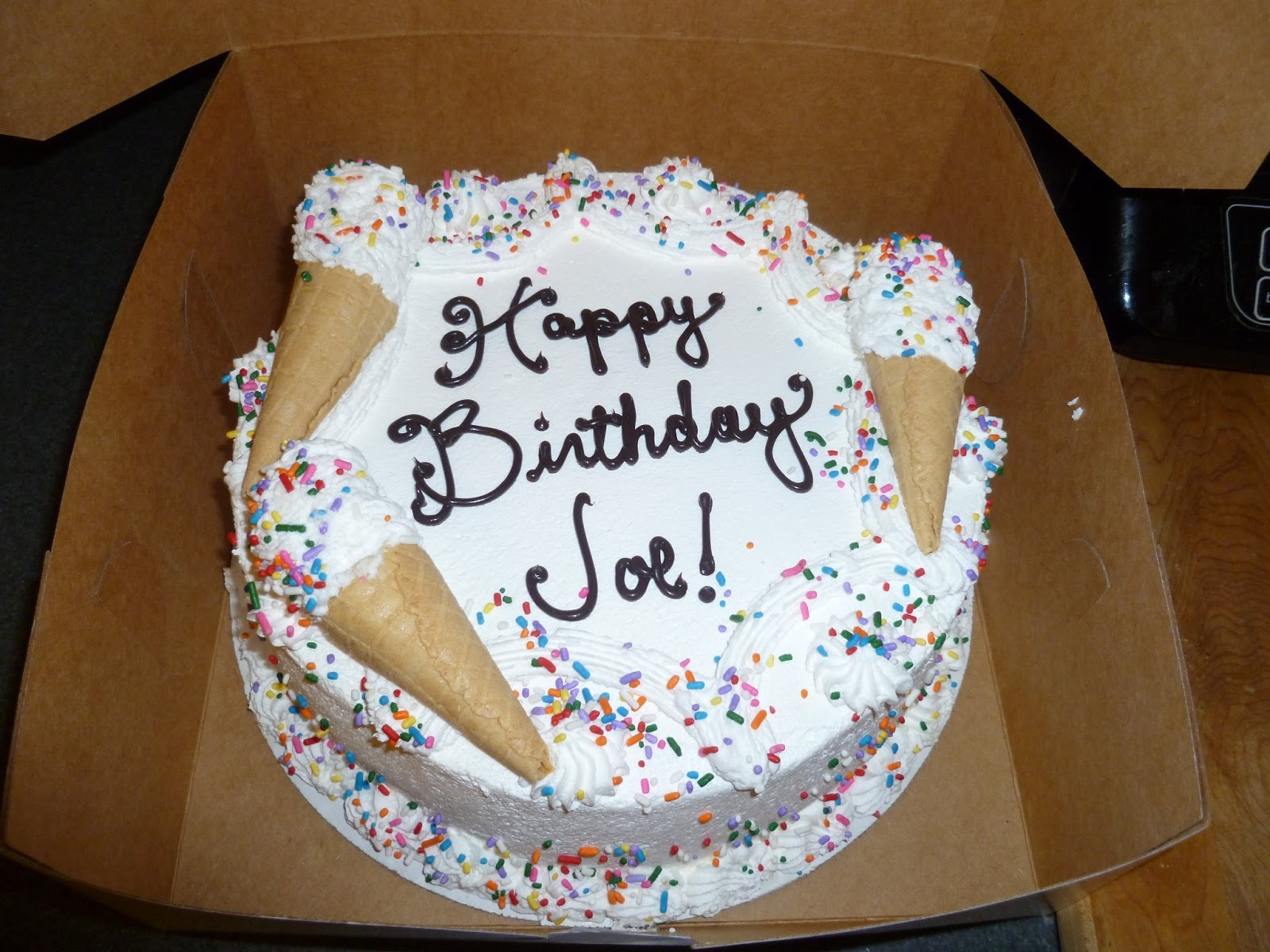 happy birthday uncle joe ; JoeBirthdayCake