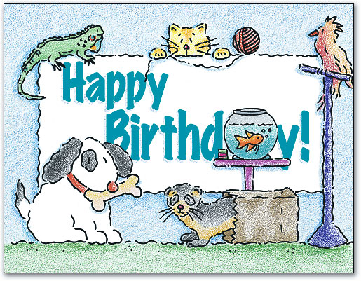 happy birthday veterinarian ; FC2546
