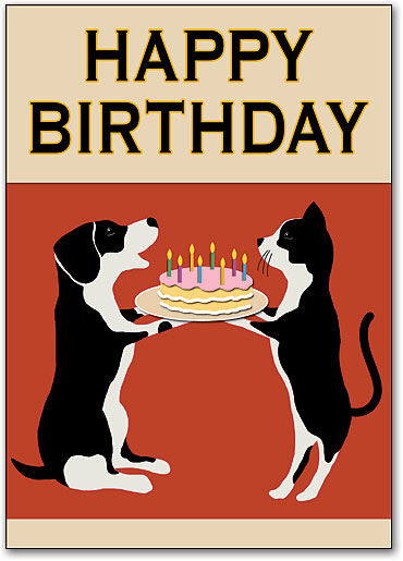 happy birthday veterinarian ; PC01649