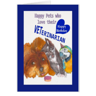 happy birthday veterinarian ; happy_birthday_to_a_veterinarian_with_various_pets_card-r3b3575febc1b461691b399cf5404569d_xvuat_8byvr_307