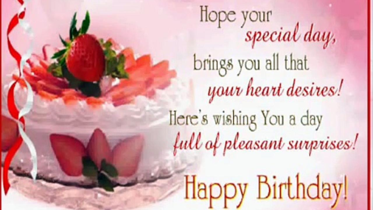 happy birthday wish you and your family all the best ; happy-b-cake-and-strawberries