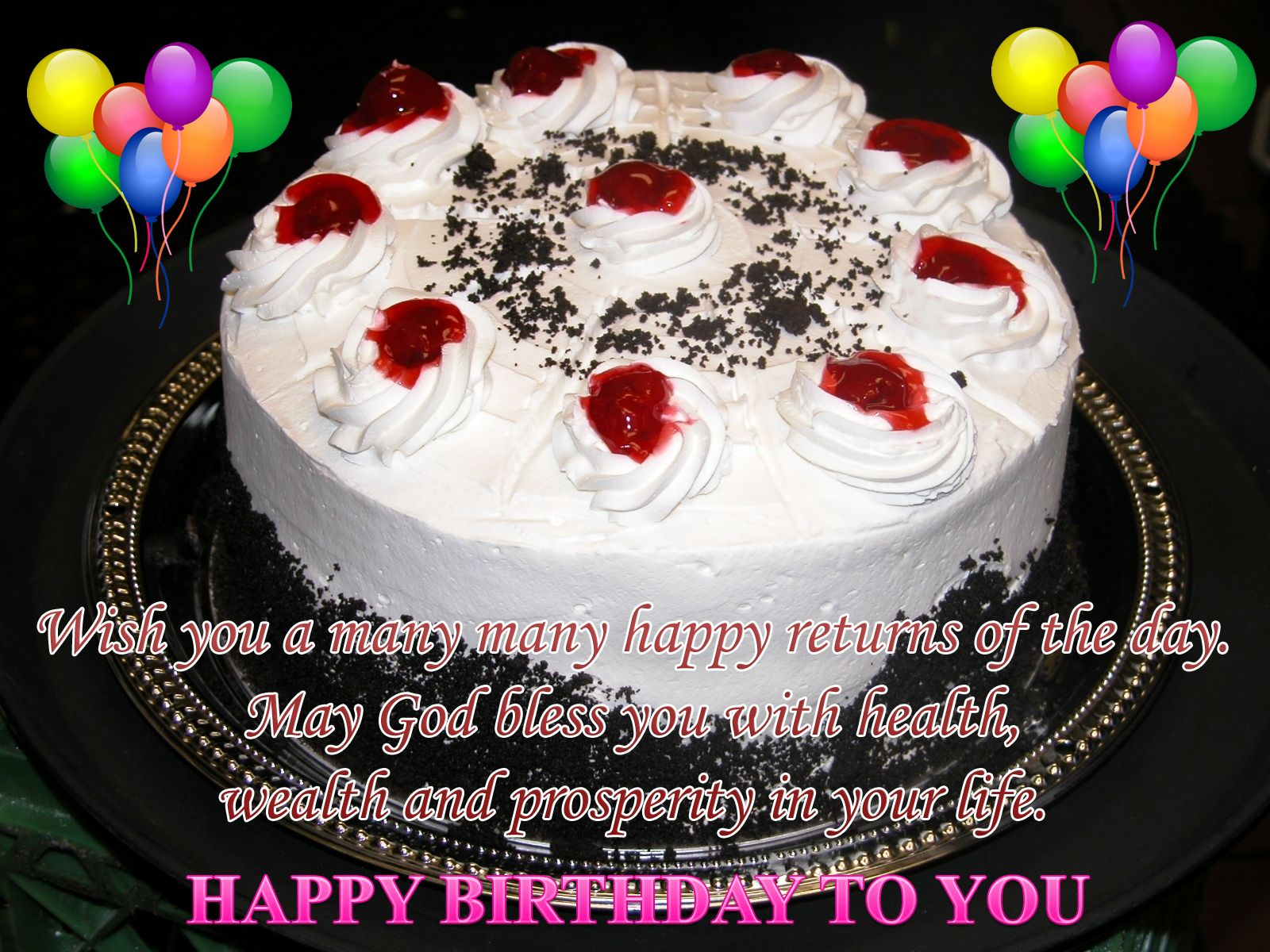 happy birthday wishes cake ; 84d5d13cfa003ceacd8a3580503cef5d