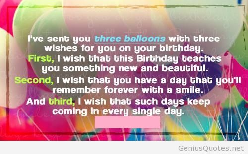 happy birthday wishes for friend message in english ; New-Birthday-Wishes-Quotes