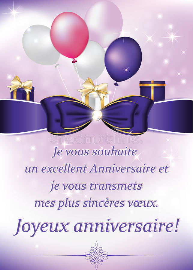 happy birthday wishes in french ; french-birthday-greeting-card-balloons-gifts-i-wish-you-excellent-anniversary-wish-you-all-best-happy-85982814