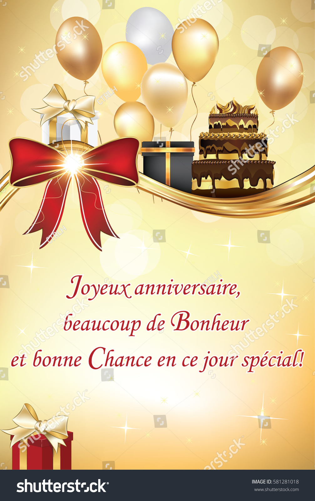 happy birthday wishes in french ; stock-vector-french-birthday-greeting-card-happy-birthday-a-lot-of-happiness-and-good-luck-on-this-special-581281018