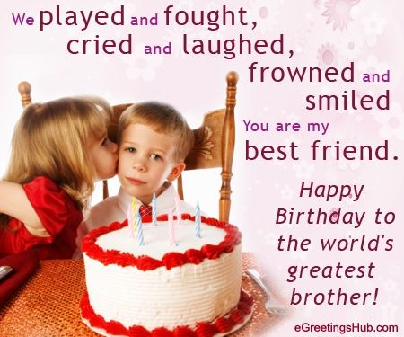happy birthday wishes to brother from sister ; 43babb7cff493c6001f1cca3ef7583ee