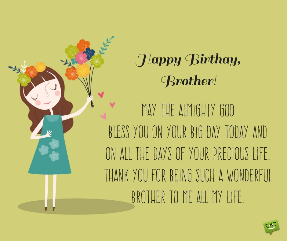happy birthday wishes to brother from sister ; Birthday-wish-from-sister-to-brother-with-prayer