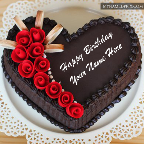happy birthday with name ; Chocolate-Yummy-Happy-Birthday-Cake-Name-Edit-Photos-1
