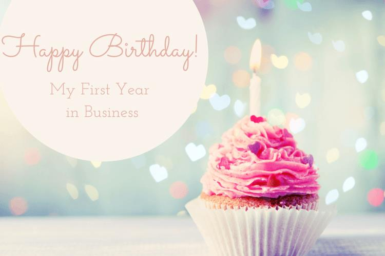 happy first birthday ; Business-Happy-Birthday