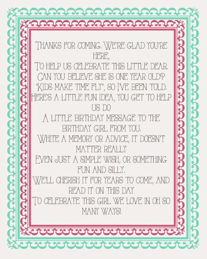 happy first birthday card sayings ; happy-first-birthday-card-sayings-beautiful-fun-printable-poem-for-a-little-girls-first-birthday-guest-book-of-happy-first-birthday-card-sayings-819x1024
